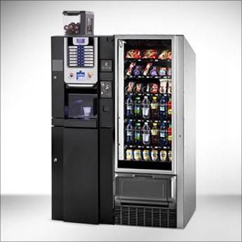 Orasesta distributore automatico Brio Up Blue + Melodia Media Utenza bevande calde fredde snack