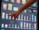 Touch Screen per distributori automatici