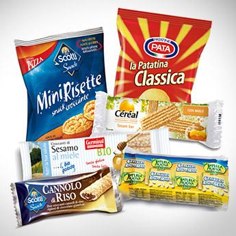 Snack speciali senza glutine distribuzione automatica Orasesta